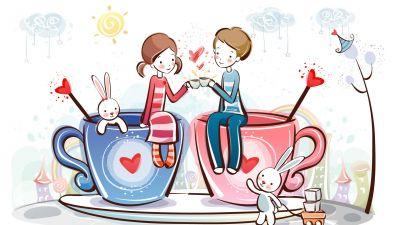 Un San Valentín especial.